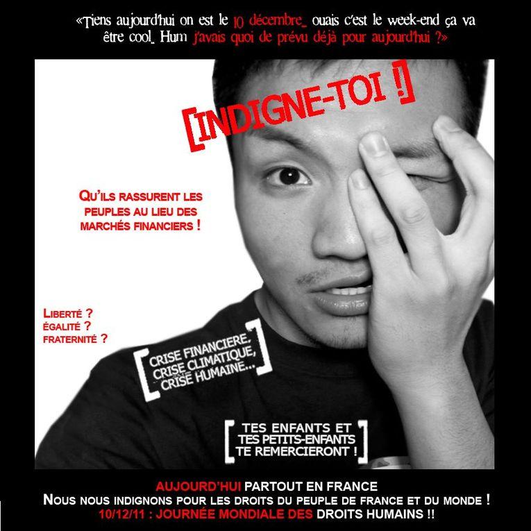 Album - Affiches des Indignés