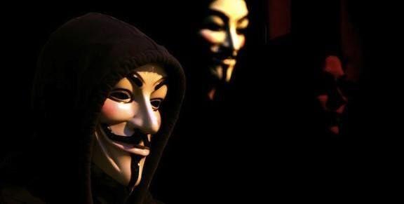Album - Les Anonymous s'indignent