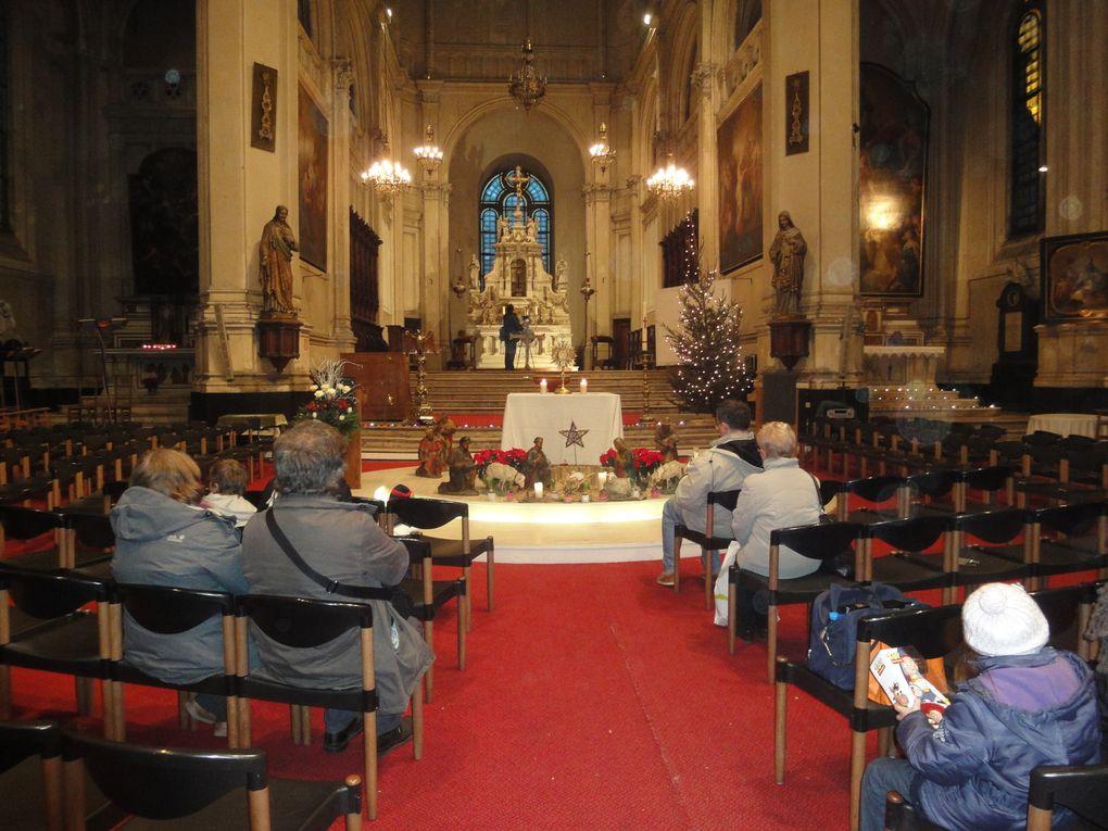 ce samedi 30 decembre à Sainte-Catherine
