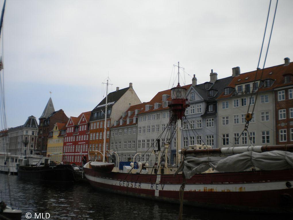 Souvenirs d'un voyage au Danemark, par Marine LD.