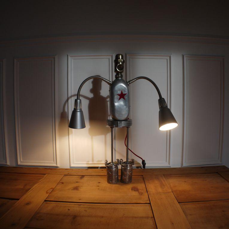 Album - lampe-recup