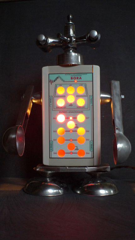 Album - robots