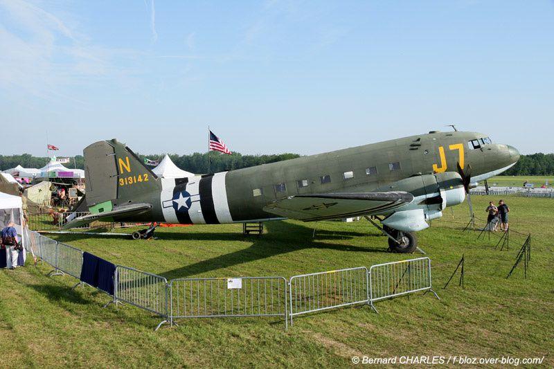 L'album souvenir du meeting 2012 vu du DC-3
