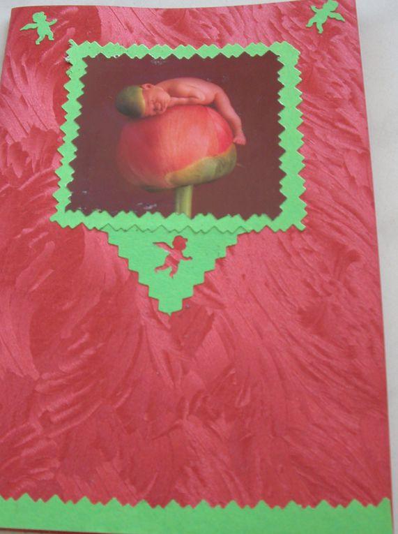 cartes de voeux, d'anniversaire, enveloppe pour offrir un chèque ou un bon cadeau...
