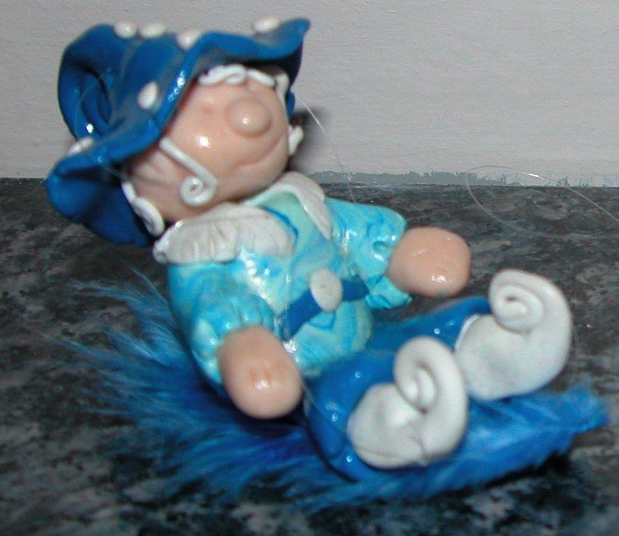 objets en pâte polymère FIMO ou porcelaine froide