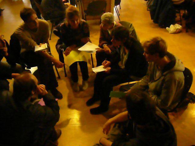 Pique-nique partagé + conférence d'Etienne Chouard « Et si on parlait démocratie ? » + Atelier participatif : écriture d'une constitution. Une journée inoubliable !!!