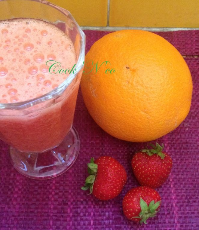 Album - Jus et smoothies