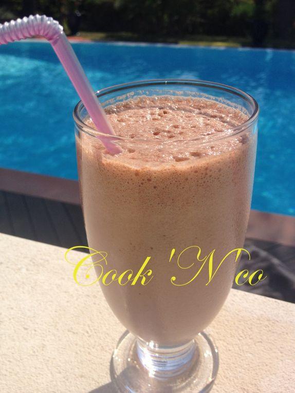 Album - Milkshake, glaces et sorbets