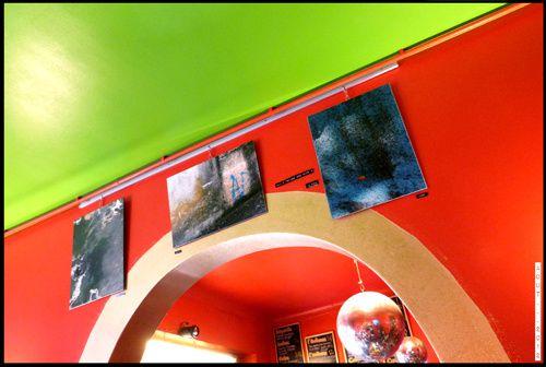 Expo photo chez Glouby (4, rue du Port Vieux - BIARRITZ) un grand merci à Terence et Iza  &#x3B;-) &#x3B;-)
