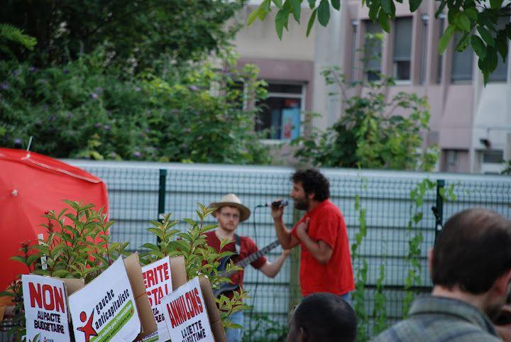 Retour en images sur la Fête des Laternatives organisée par la FASE Montreuil, Attac Sud 93, les LAternatifs, la gauche Anticpaitaliste