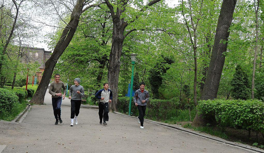 Album - 025 Gyumri- Le Parc Central