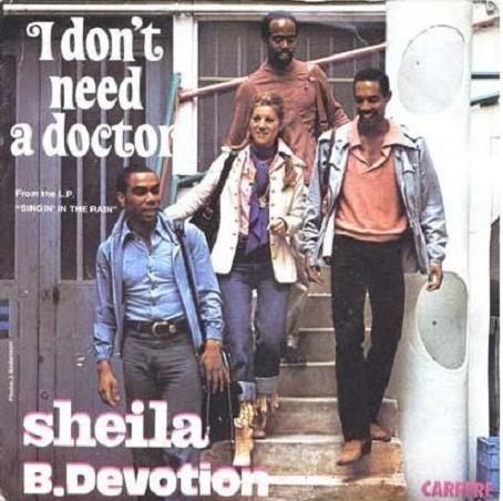 Mat Camison et l'incroyable carrière de Sheila. Mat Camison et S.B. Devotion sous le nom de Mike Wickfield