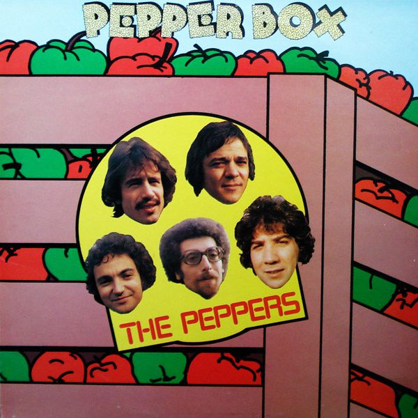 Naissance d'un tube mondial : The Peppers