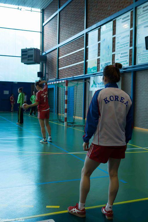 Album - Handball-Bresil-VS-Coree-du-Sud