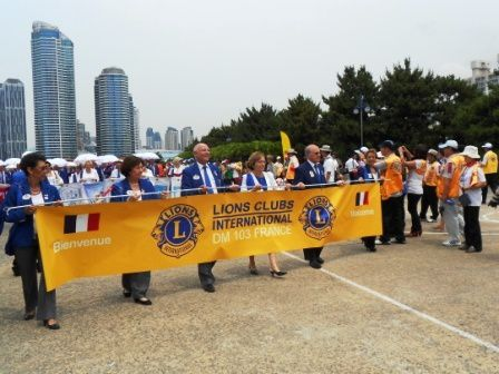 convention internationale dezs Lions Clubs