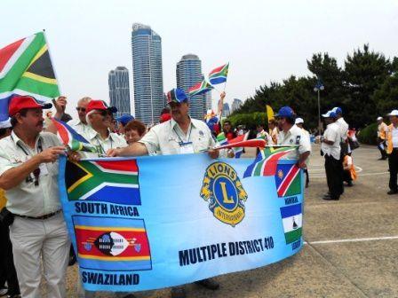 convention internationale dezs Lions Clubs