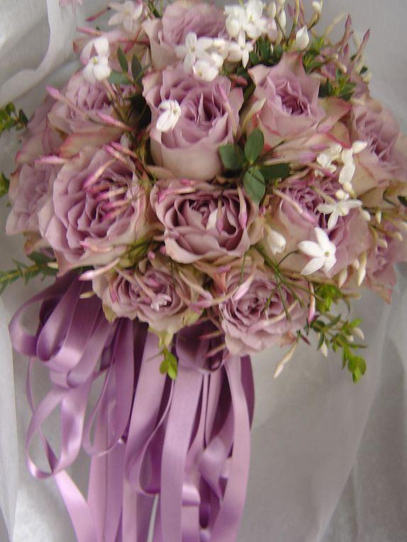 Alexis va jusqu'à l'extrême en imaginant vos bouquets...Le rêve n'a plus de limite...
