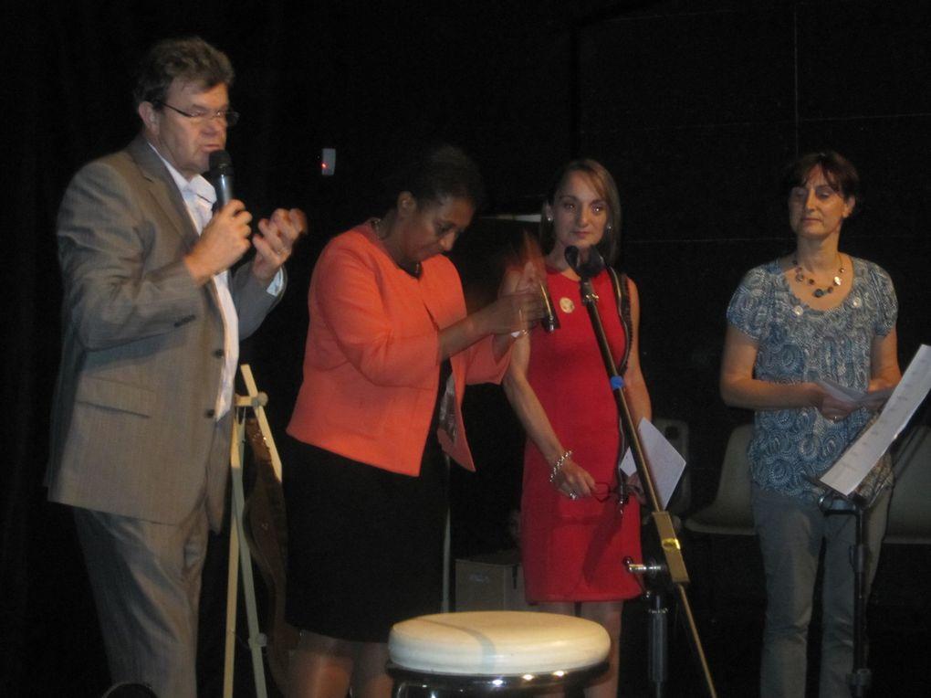 Le 6 Octobre la MJC de Vaulx en Velin en partenariat avec l'AFA a organisé une journée MICI