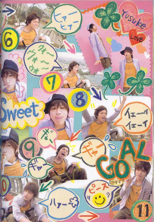 Voici les scans du premier Photobook de Yusuke !Enjoy !Titre : 初恋寫眞Date de sortie : 19/12/2007(Vous trouverez un lien pour télécharger directement le photobook sur l'article du blog correspondant ! :D)