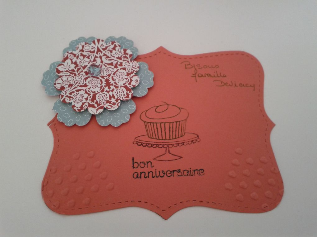 Album - Creation Stampin-Up