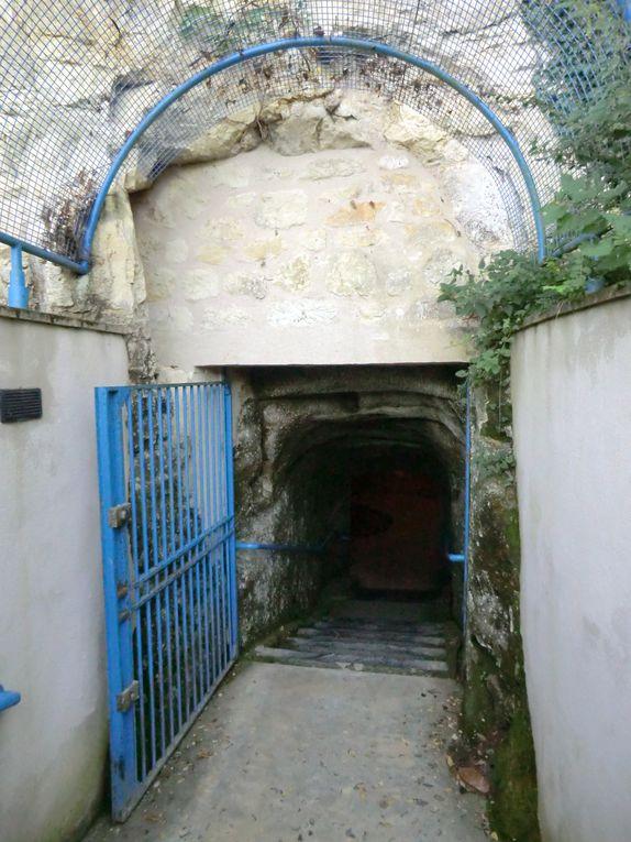 Ce site est une grotte souterraine où le Val de Loire est présentée dans la profondeur du tuffeau,l'Angevine y découvre des édifices religieux et aussi des monuments de la Loire....
