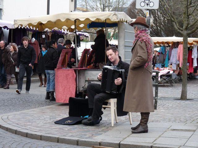Album - 21- Street Marketting Sauvage