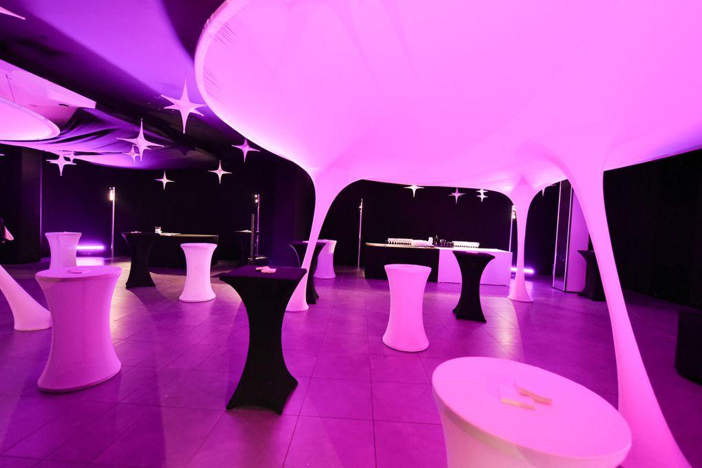 Le centre commercial o'parinor a fait appel à Talent Prod pour son inauguration