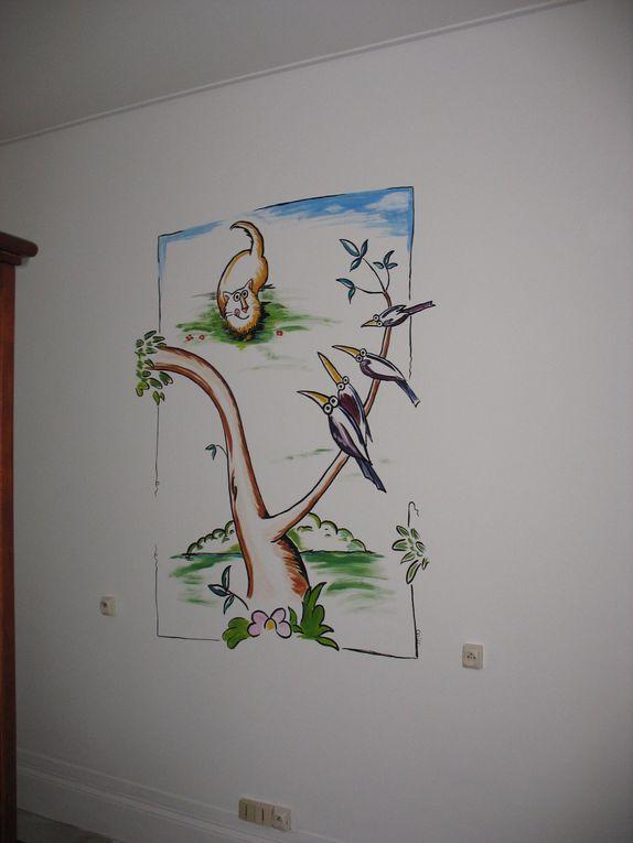 Album - Peinture-interieur