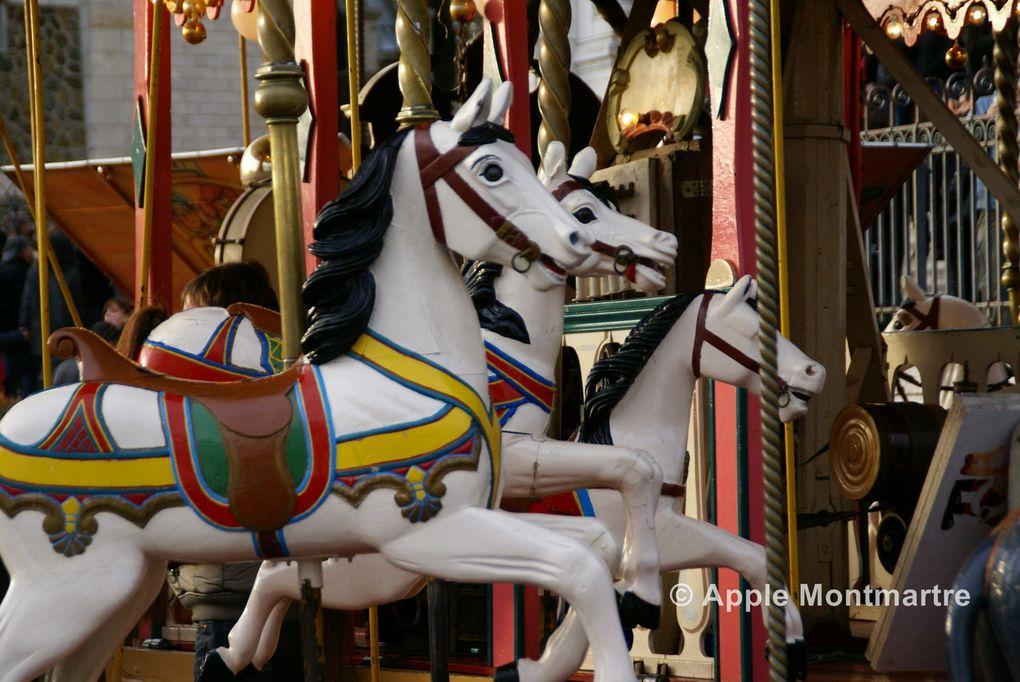 Un autre regard ... sur Montmartre