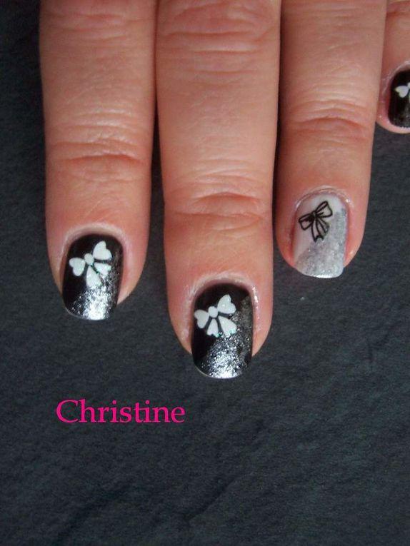 Tout mes nail art