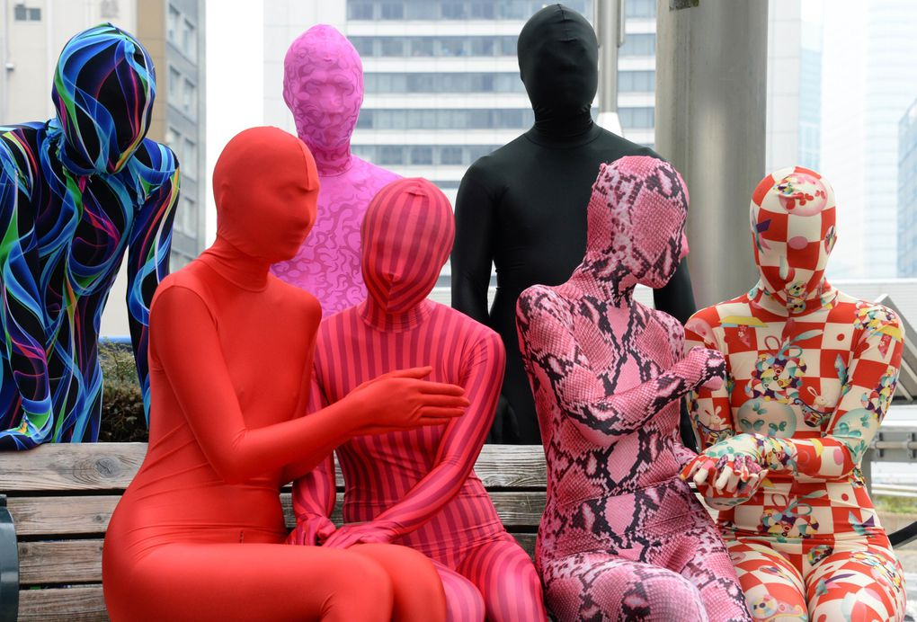 Album - zentai-club: Sexy sans être vu