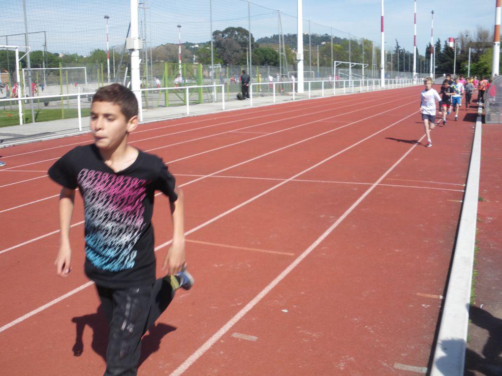 Album - Athletisme-2013