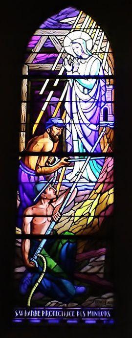 A travers la France, le survol du travail des artistes et maîtres-verriers aux XIXe et XXe siècles...