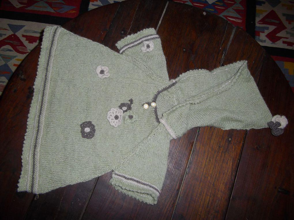 Album - mes-tricotages