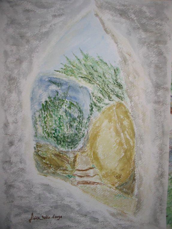 La vie dans sa diversité     Marmandele 05 Mars 2012                        ALBUM             DE           PEINTURES             de        Gisèle DALLA LONGA