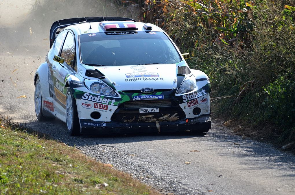 Album - Photos rallye de France WRC 2011