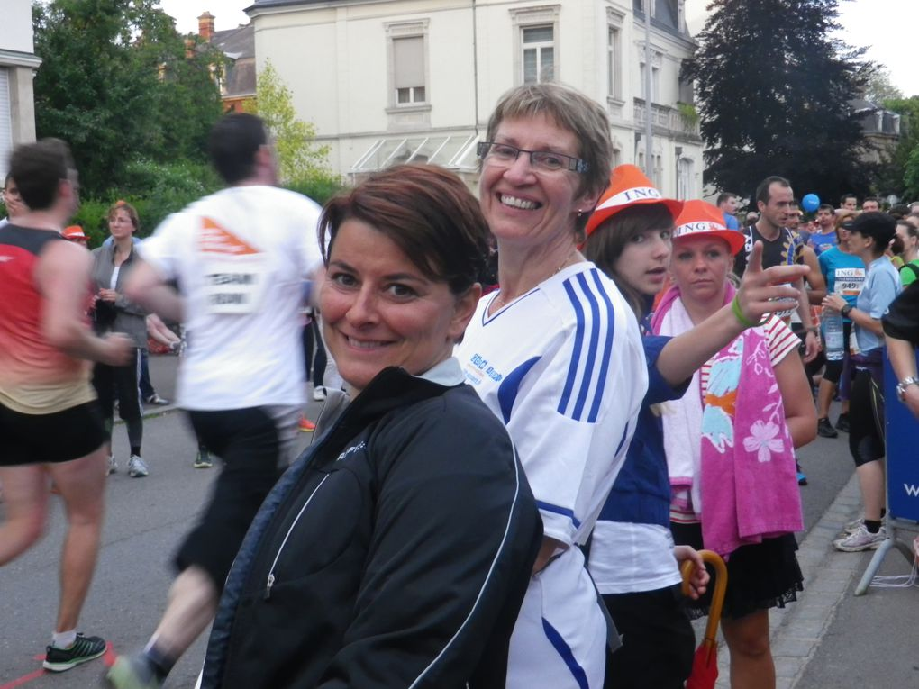 Semi-marathon et team run