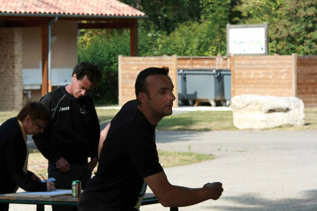 Photos du 3 open le 22 09 2012 à Dissay
