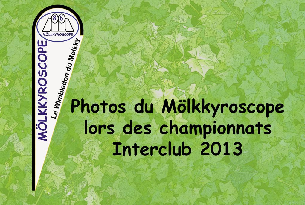 Photos prises le 20/04/2013 lors du championnats interclub France Wallonie