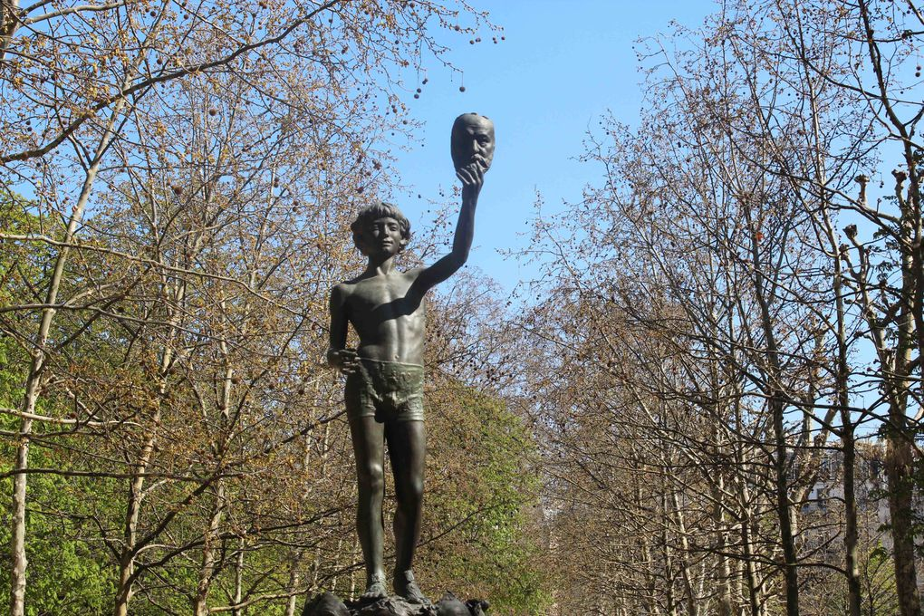 Album - Jardin-du-Luxembourg-au-Printemps