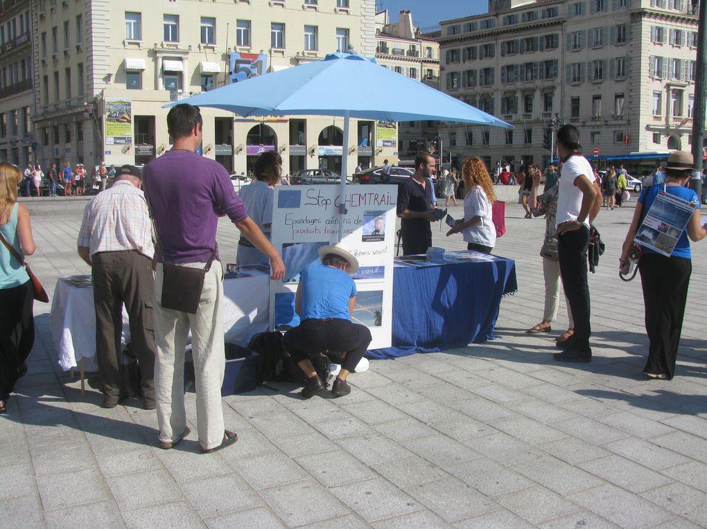 Album - Marseille Vieux Port le 27 septembre 2014