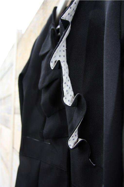 Un point de couture, du tissu, du fil, un découd vite ... Plein de petits bonheurs ...