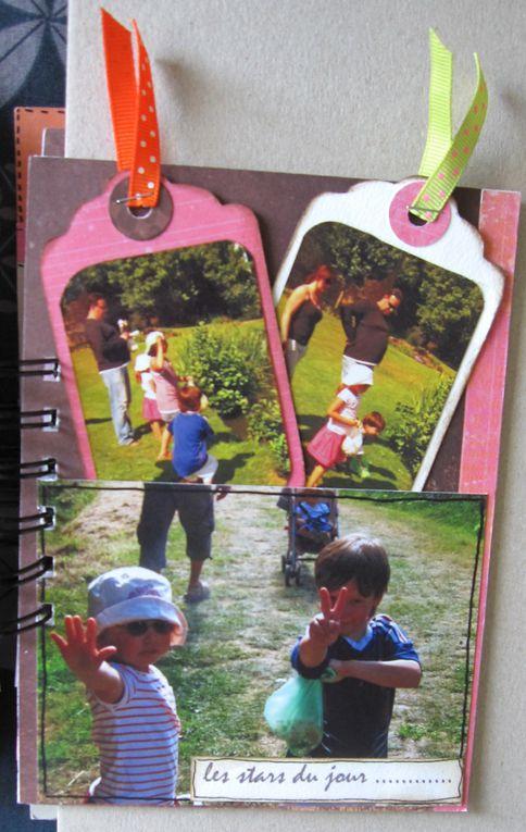 notre famille en ballade autour de l'étang des grenouillières aout 2010