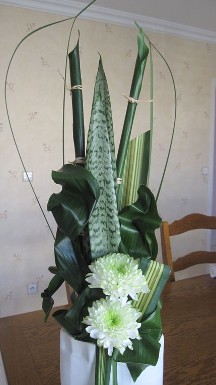 compositons florales