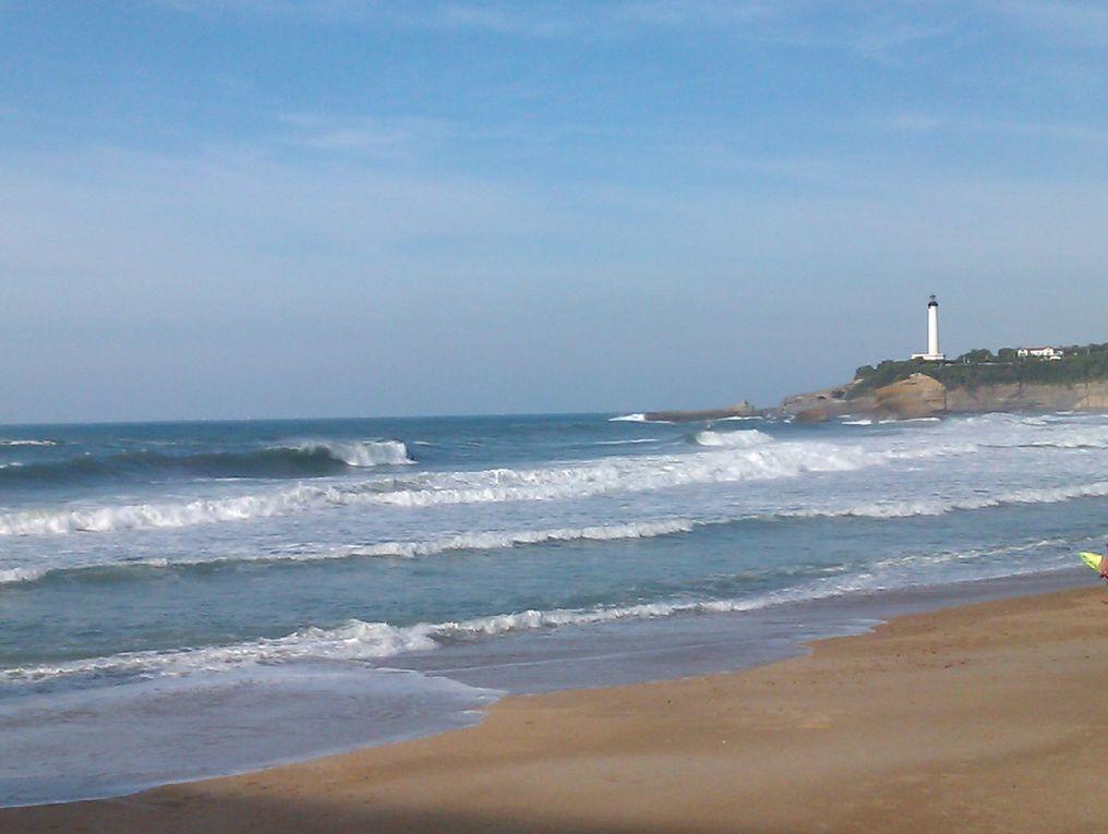 Nos vacances du 29 sept au 06 oct 2012