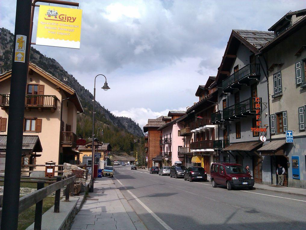 Villes et villages d'Europe