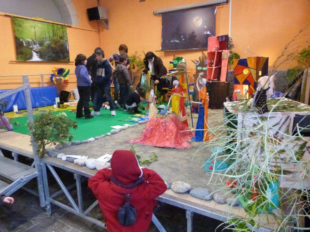 Salon du livre à Navarrenx des 28 et 29 janvier 2012
