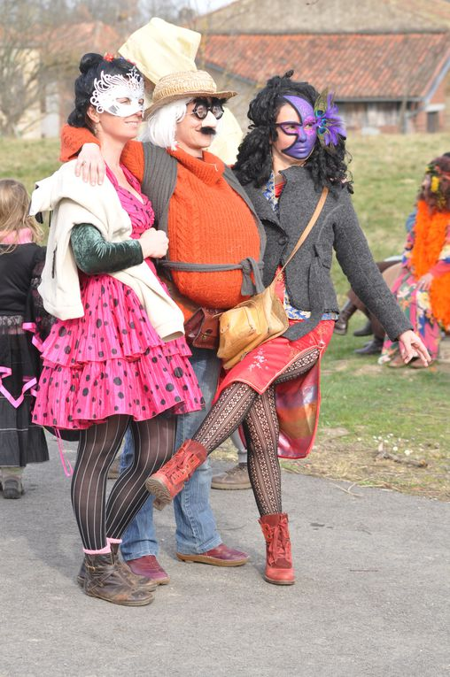Carnaval  2012 et 2013