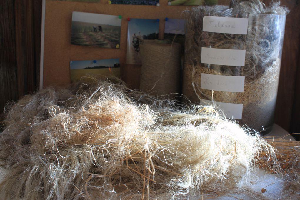 Une boutique de rêve pour les amoureuses du lin et des tissus alsaciens !