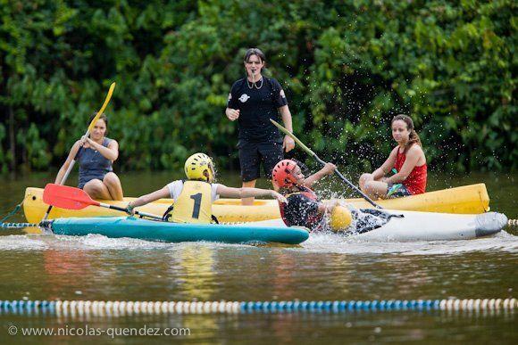Album - Coupe de la Ligue Kayak Polo 2012